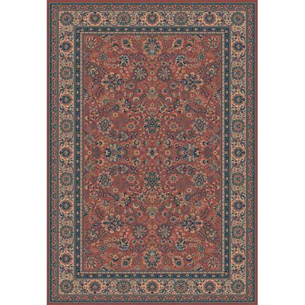 Lano luxusní orientální koberce Kusový koberec Royal 1561-516, kusových koberců 300x400 cm% Červená - Vrácení do 1 roku ZDARMA vč. dopravy