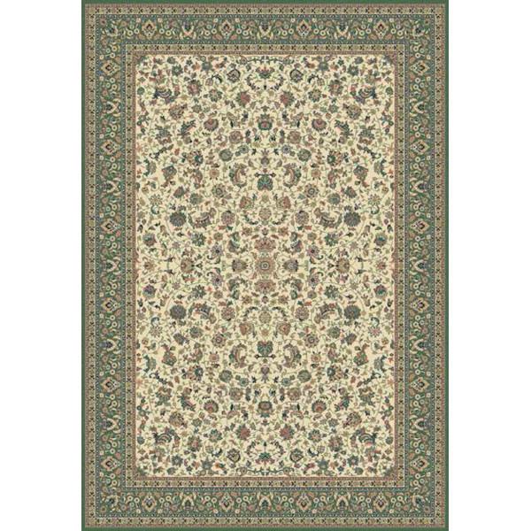 Lano luxusní orientální koberce Kusový koberec Kasbah 12311-416, koberců 300x400 cm Zelená - Vrácení do 1 roku ZDARMA
