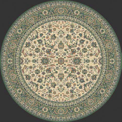 Kusový koberec Kasbah 13720-416 kruh