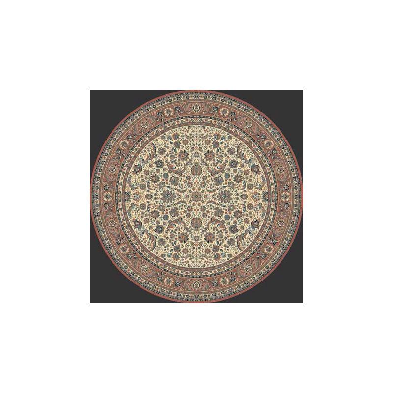 Kusový koberec Kasbah 13720-471 kruh