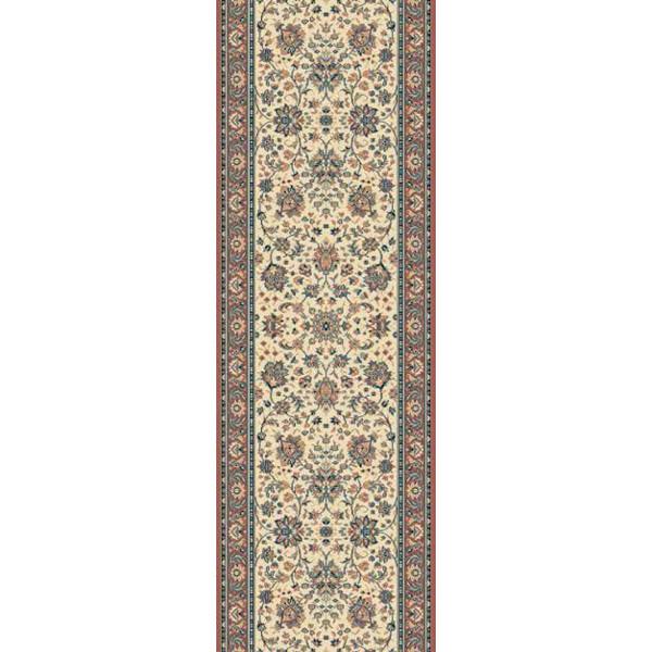 Lano luxusní orientální koberce Běhoun Kasbah 12246-471, Šířka běhounu šíře 50 cm Béžová - Vrácení do 1 roku ZDARMA