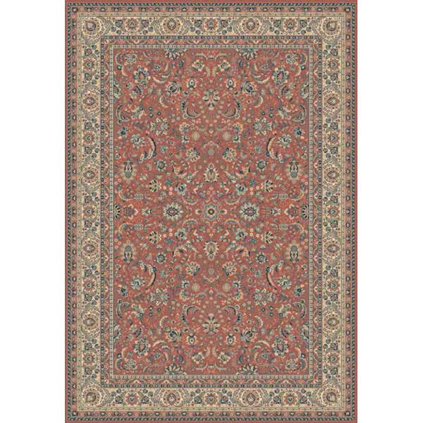 Lano luxusní orientální koberce Kusový koberec Kasbah 13720-472, koberců 300x400 cm Červená - Vrácení do 1 roku ZDARMA