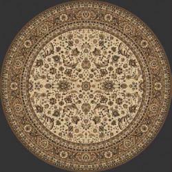 Kusový koberec Kasbah 13720-477 kruh