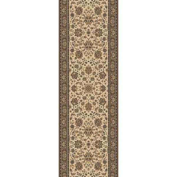 Lano luxusní orientální koberce Běhoun Kasbah 12246-477, Šířka běhounu šíře 50 cm Béžová - Vrácení do 1 roku ZDARMA