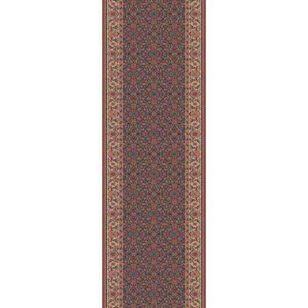 Lano luxusní orientální koberce Běhoun Konia 1137-502, Šířka běhounu šíře 120 cm Hnědá - Vrácení do 1 roku ZDARMA