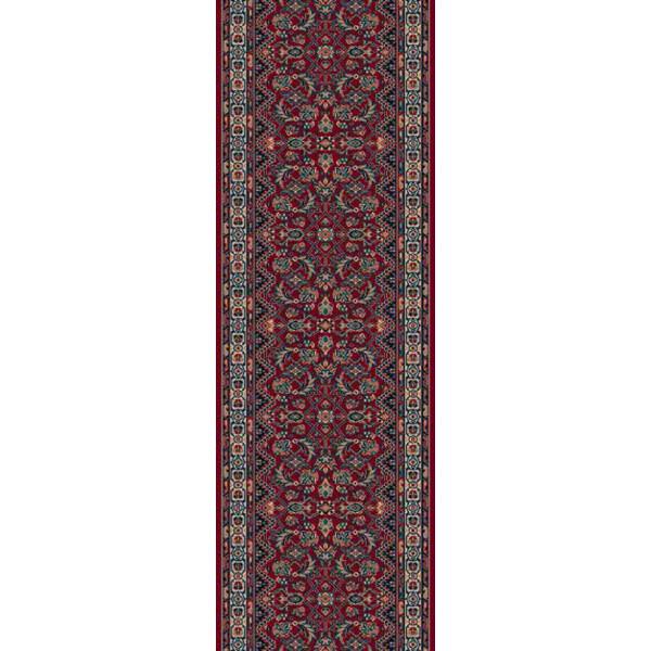Lano luxusní orientální koberce Běhoun Konia 1175-501, Šířka běhounu šíře 120 cm Hnědá - Vrácení do 1 roku ZDARMA