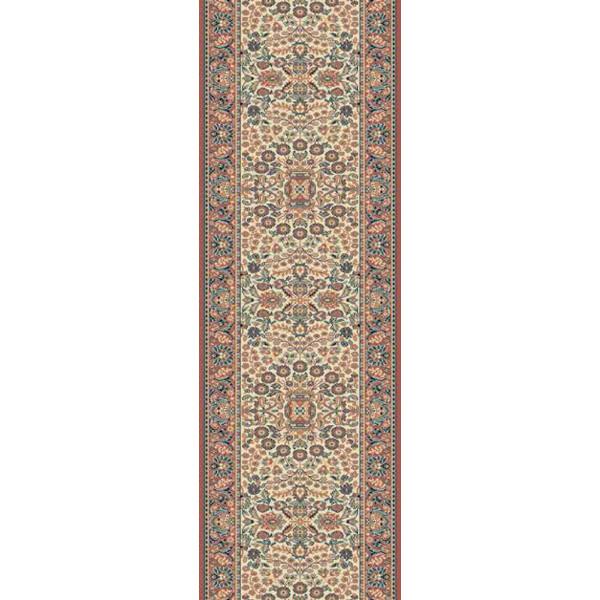 Lano luxusní orientální koberce Běhoun Kasbah 12241-471, Šířka běhounu šíře 50 cm Béžová - Vrácení do 1 roku ZDARMA
