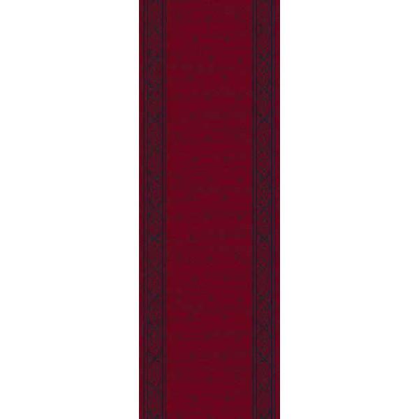 Lano luxusní orientální koberce Běhoun Elysee 1536-604, Šířka běhounu šíře 60 cm Červená - Vrácení do 1 roku ZDARMA