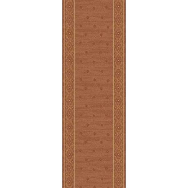 Lano luxusní orientální koberce Běhoun Elysee 1536-609, Šířka běhounu šíře 60 cm Oranžová - Vrácení do 1 roku ZDARMA