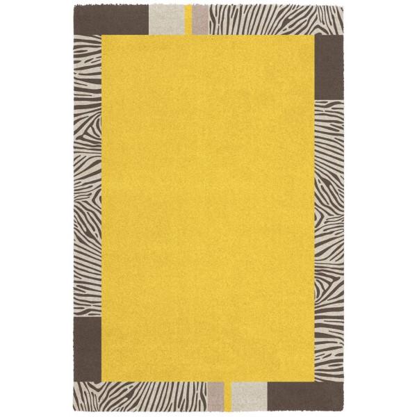 Obsession koberce Kusový koberec Broadway 283 HONEY, kusových koberců 80x150 cm% Žlutá - Vrácení do 1 roku ZDARMA vč. dopravy