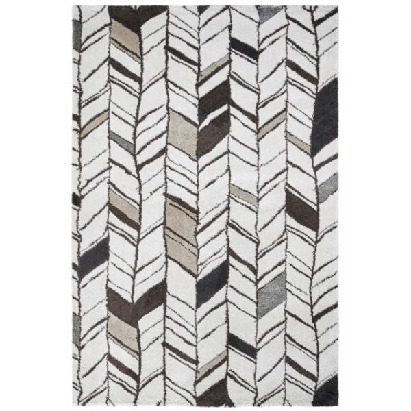 Kusový koberec SOHO 841 WHITE
