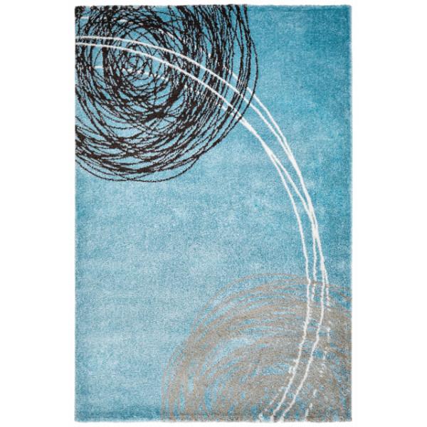 Obsession koberce Kusový koberec SOHO 842 OCEAN, 80x150 cm% Modrá - Vrácení do 1 roku ZDARMA vč. dopravy