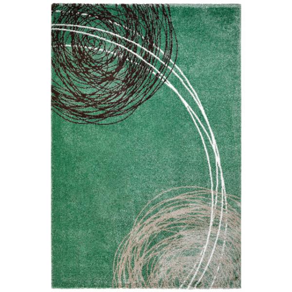 Obsession koberce Kusový koberec SOHO 842 JADE, kusových koberců 80x150 cm% Modrá - Vrácení do 1 roku ZDARMA vč. dopravy