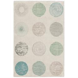 Kusový koberec Bronx 541 WHITE