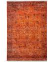 Kusový koberec Laos 454 CORAL