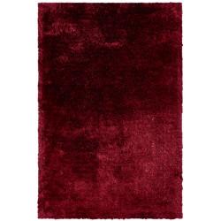 Ručně tkaný kusový koberec Love de luxe 335 BORDEAUX-LUREX
