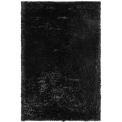 Ručně tkaný kusový koberec Love de luxe 335 BLACK-LUREX