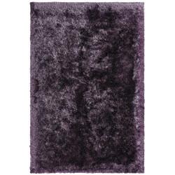 Ručně tkaný kusový koberec Love de luxe 335 AUBERGINE-LUREX