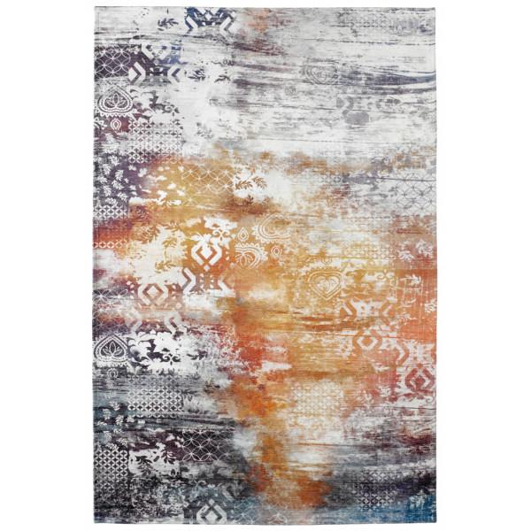 Obsession koberce Kusový koberec Torino 370 MULTI, 80x150 cm% Červená - Vrácení do 1 roku ZDARMA vč. dopravy