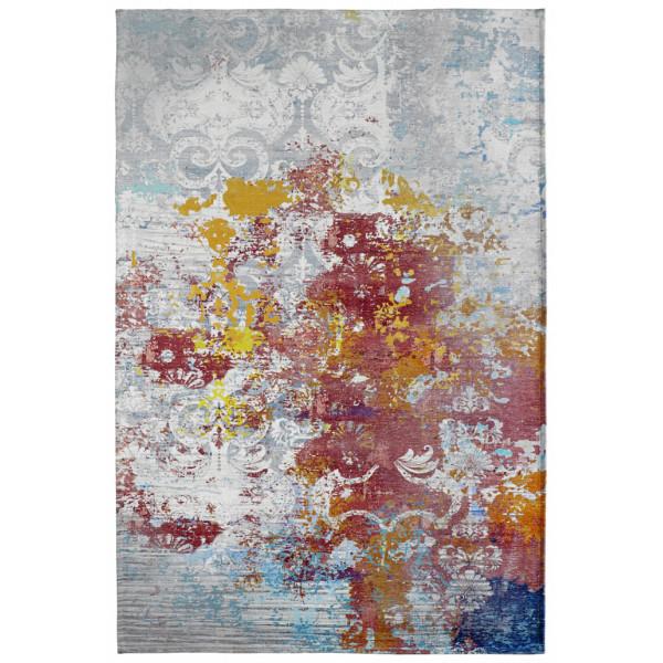 Obsession koberce Kusový koberec Torino 371 MULTI, 80x150 cm% Červená - Vrácení do 1 roku ZDARMA vč. dopravy