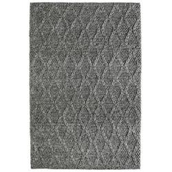 Ručně tkaný kusový koberec Studio 620 GRAPHITE