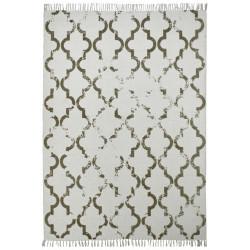 Ručně tkaný kusový koberec Stockholm 341 TAUPE