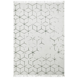 Ručně tkaný kusový koberec Stockholm 342 EMERALD