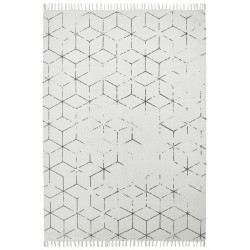 Ručně tkaný kusový koberec Stockholm 342 GREY
