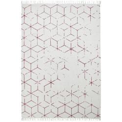 Ručně tkaný kusový koberec Stockholm 342 FUCHSIA