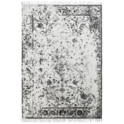 Ručně tkaný kusový koberec Stockholm 340 ANTHRACITE