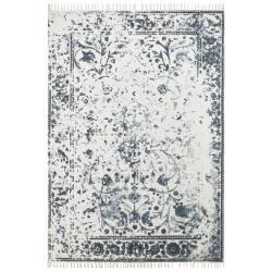 Ručně tkaný kusový koberec Stockholm 340 INDIGO