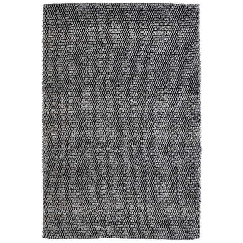 Ručně tkaný kusový koberec Loft 580 GRAPHITE