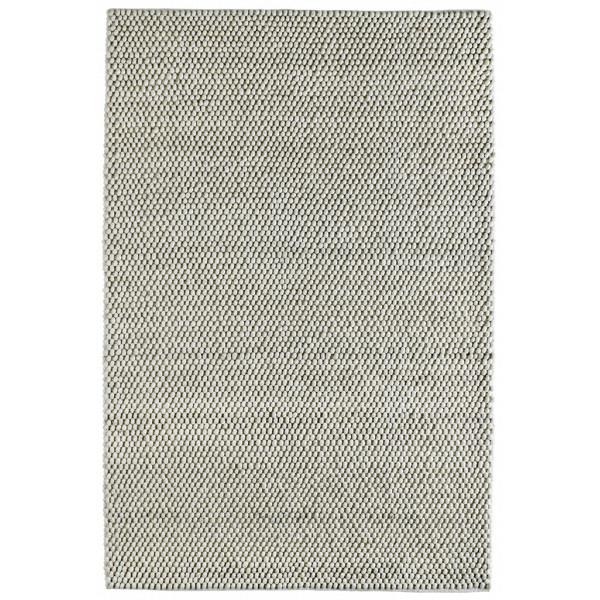 Obsession koberce Ručně tkaný kusový koberec Loft 580 IVORY, 160x230 cm% Bílá - Vrácení do 1 roku ZDARMA vč. dopravy