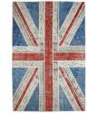 Ručně tkaný kusový koberec Spirit 551 UNION JACK