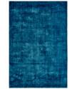 Ručně tkaný kusový koberec Breeze of obsession 150 BLUE
