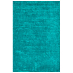 Ručně tkaný kusový koberec Breeze of obsession 150 PETROL