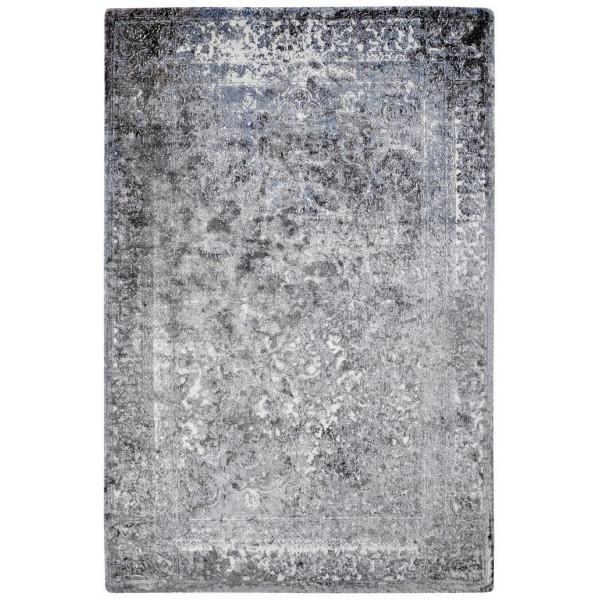 Obsession koberce Ručně tkaný kusový koberec Taste of obsession 123 ARCTIC, kusových koberců 80x150 cm% Šedá - Vrácení do 1 roku ZDARMA vč. dopravy