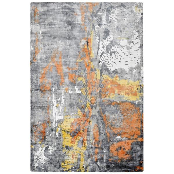 Obsession koberce Ručně tkaný kusový koberec Taste of obsession 120 GINGER, 120x170 cm% Oranžová - Vrácení do 1 roku ZDARMA vč. dopravy
