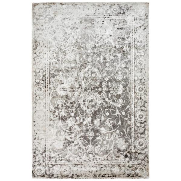 Obsession koberce Ručně tkaný kusový koberec Taste of obsession 122 ANTHRACITE, koberců 80x150 cm Šedá - Vrácení do 1 roku ZDARMA