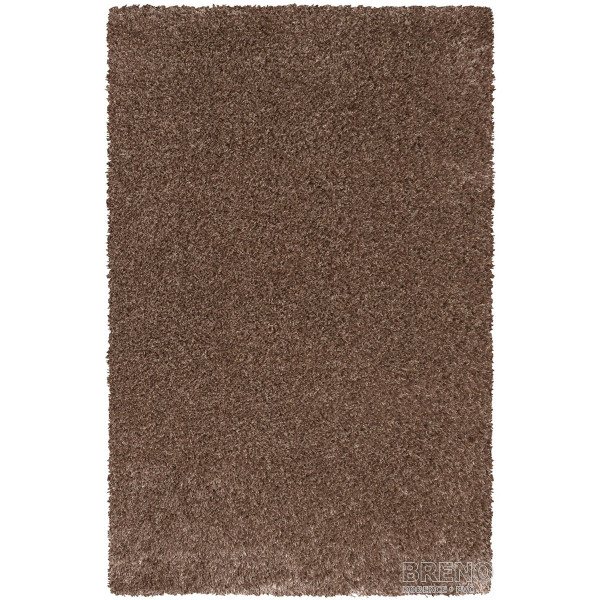Sintelon koberce Kusový koberec Pleasure 01/BAB, kusových koberců 60x230 cm% Hnědá - Vrácení do 1 roku ZDARMA vč. dopravy