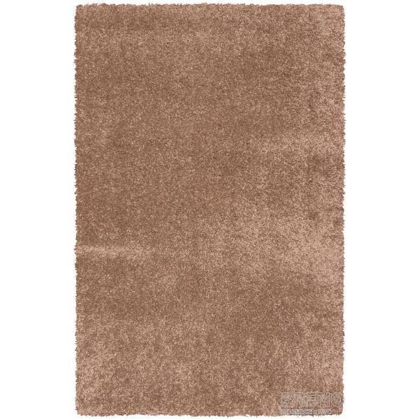 Sintelon koberce Kusový koberec Velvet 01/BBB, 60 x 110% Hnědá - Vrácení do 1 roku ZDARMA vč. dopravy