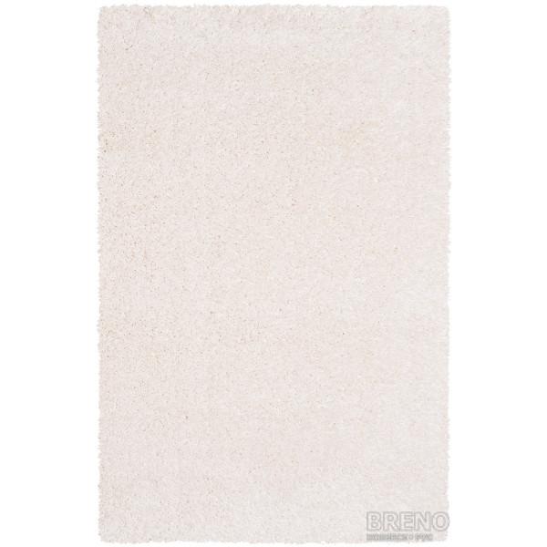 Sintelon koberce Kusový koberec Velvet 01/WWW, kusových koberců 120x170 cm% Bílá - Vrácení do 1 roku ZDARMA vč. dopravy