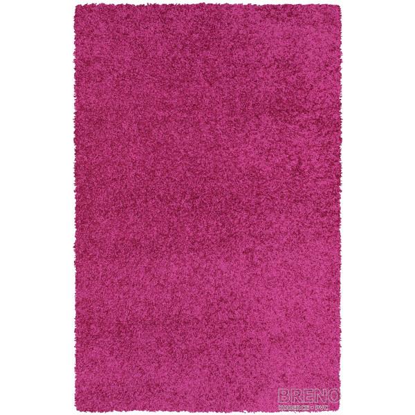 Sintelon koberce Kusový koberec Rio 01/RRR, kusových koberců 60 x 110% Růžová - Vrácení do 1 roku ZDARMA vč. dopravy