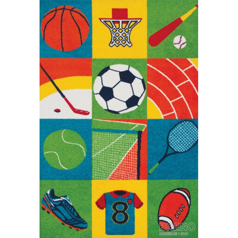 Kusový koberec Play 03/KCK