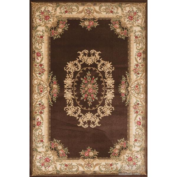 Sintelon koberce Kusový koberec Solid 01/DVD, 200x300 cm% Hnědá - Vrácení do 1 roku ZDARMA vč. dopravy