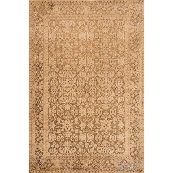 Sintelon koberce Kusový koberec Solid 52/EOE, 200x300 cm% Hnědá - Vrácení do 1 roku ZDARMA vč. dopravy