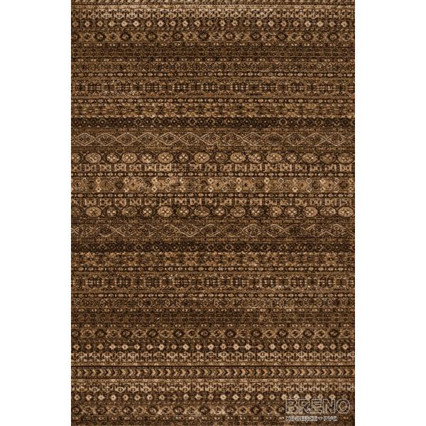 Sintelon koberce Kusový koberec Solid 71/DED, kusových koberců 200x300 cm% Hnědá - Vrácení do 1 roku ZDARMA vč. dopravy