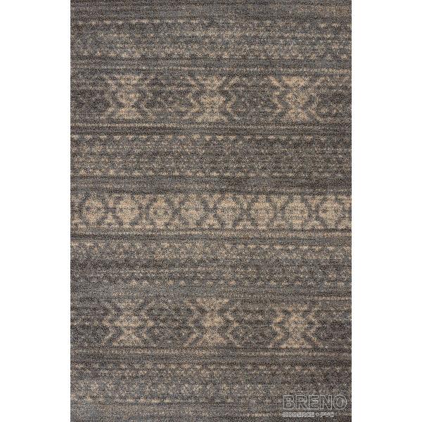 Sintelon koberce Kusový koberec Solid 77/PVP, kusových koberců 200x300 cm% Hnědá - Vrácení do 1 roku ZDARMA vč. dopravy