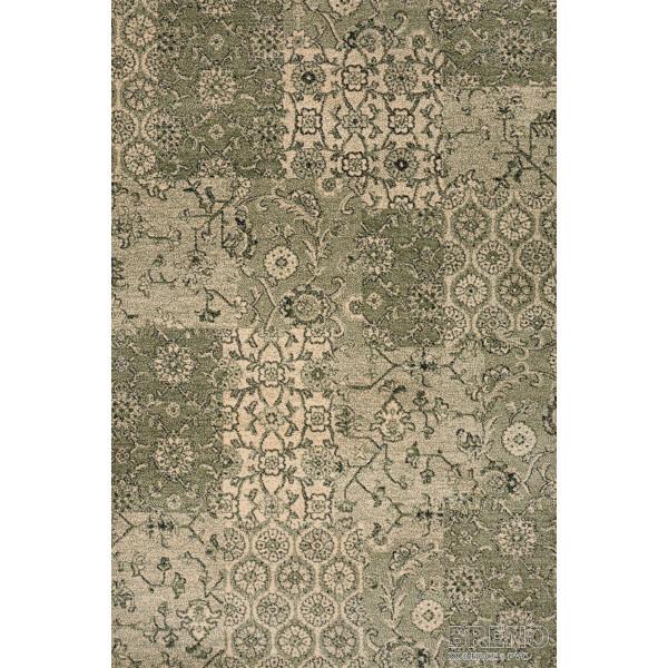 Sintelon koberce Kusový koberec Solid 78/AVA, kusových koberců 130x200 cm% Hnědá - Vrácení do 1 roku ZDARMA vč. dopravy