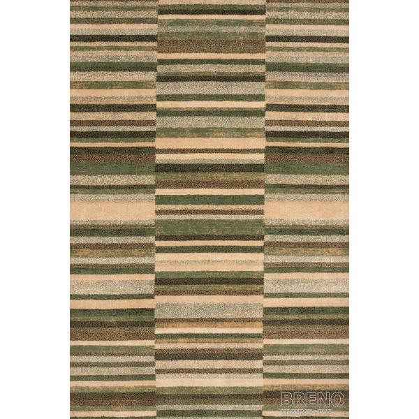 Sintelon koberce Kusový koberec Solid 88 AVA, koberců 130x200 cm Béžová - Vrácení do 1 roku ZDARMA